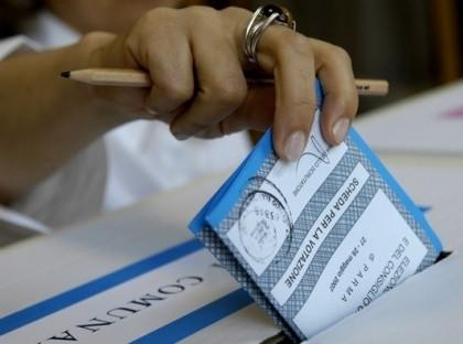 Urne aperte in Sicilia: si vota per amministrative $