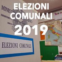 Risultati immagini per elezioni comunali 2019