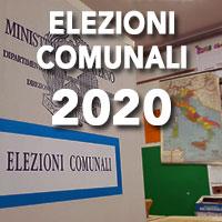 Elezioni Comunali 2020 - Comuni al voto