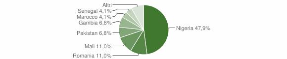 Grafico cittadinanza stranieri - Fardella 2018