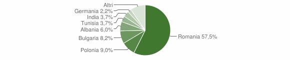 Grafico cittadinanza stranieri - Scandale 2015