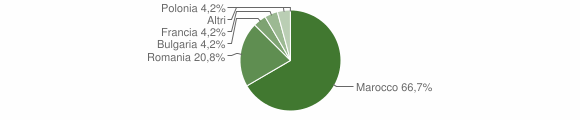 Grafico cittadinanza stranieri - Canna 2015