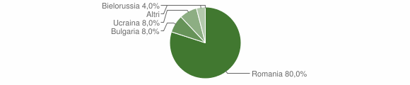 Grafico cittadinanza stranieri - Cicala 2016