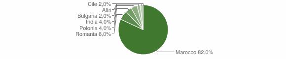 Grafico cittadinanza stranieri - Amato 2013